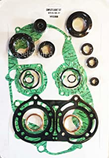 Complete Gasket & Oil Seal Kit Top and Bottom End Set YAMAHA BANSHEE 350 1987-2006