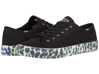Keds Kickstart Leopard Foxing