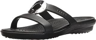 Women's Sanrah Hammered Metallic Sandal