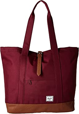 Windsor Wine/Tan Synthetic Leather