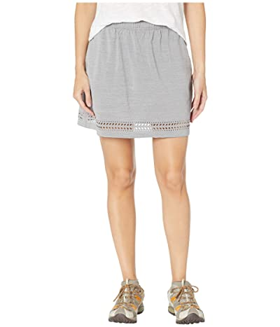 Toad&Co Sunkissed Skort (Charcoal Heather) Women