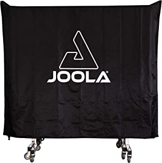 JOOLA Ping Pong Table Cover Fits Both Folding Tables & Flat Tables - Indoor & Outdoor Options - Water Resistant Table Tenn...
