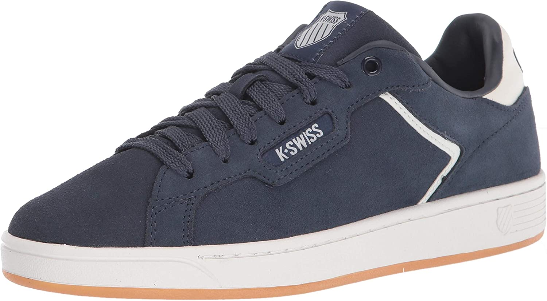 K-Swiss Men's Clean Court Ii SDE CMF Sneaker