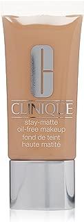 Clinique Stay Matte Oil Free Makeup, No. 09 Neutral, 1 Ounce