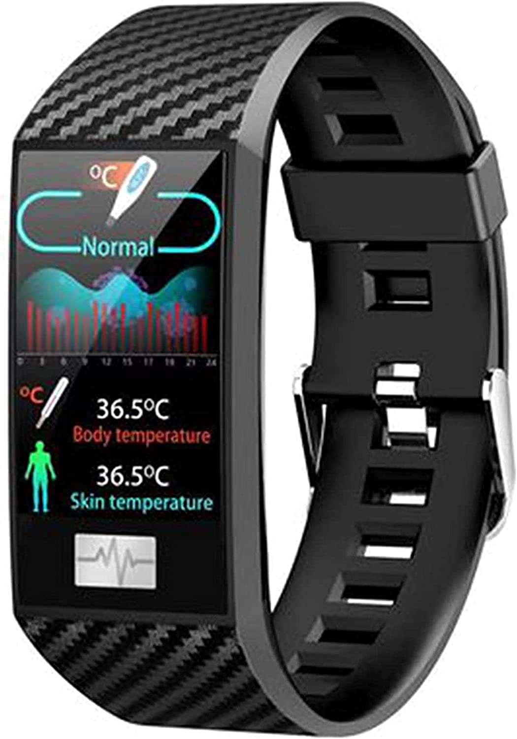 MXCHEN Max 71% OFF Bluetooth Smart Bracelet Watch Monito Heart DT58 Pro Rate Max 72% OFF