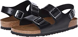 Birkenstock Milano - Leather Soft Footbed (Unisex)
