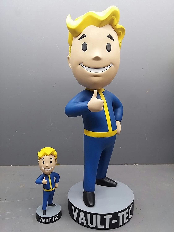 Fallout 4  Vault Boy 111 15  Charisma Mega Bobblehead