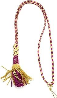 Mercy Robes Bishop Tassel Celebration Cord (Red Purple/Gold)