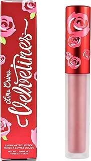 Lime Crime Metallic Velvetines Liquid Matte Lipstick, Happi - Rose Bronze - French Vanilla Scent - Long-Lasting Liquid Metal Matte Lipstick - Won't Bleed or Transfer - Vegan