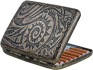 Best vintage cigarette case metal Reviews
