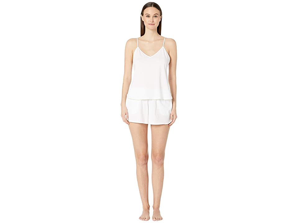 Skin Cami/Shortie Gift Set (White) Women