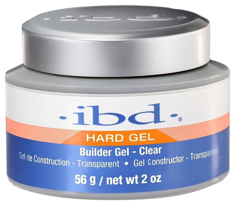 IBD Builder Gel Hard Gel Clear 2 Ounces