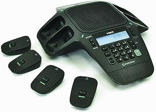 電話会議システム ErisStation ワイヤレスマイク4個付属 VCS704J 電波法認証の国内正規モデル