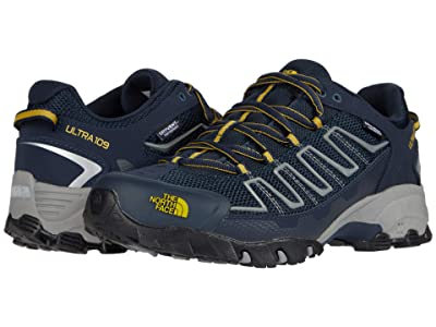 The North Face Ultra 109 Waterproof (Urban Navy/Bamboo Yellow) Men