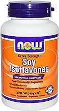 NOW Foods Soy Isoflavones 60 Mg 120 Vegicaps