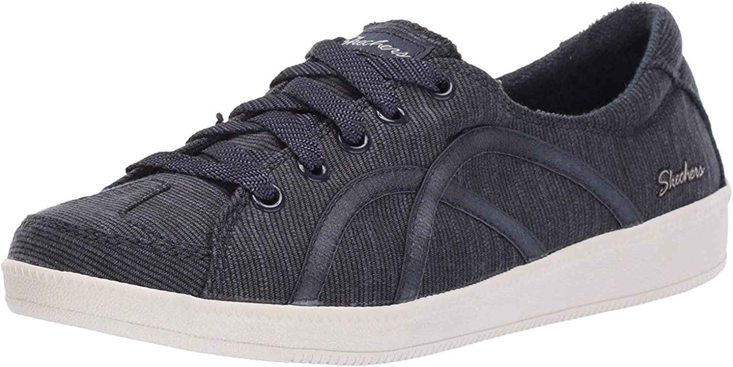 Skechers Madison Ave-Admissible, Zapatillas sin Cordones Mujer