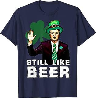 Mens Trump Make St Patricks Day Great Again T Shirt