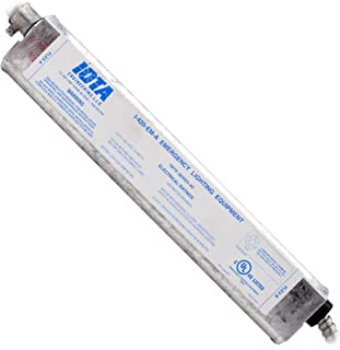 Iota I-420-EM-A-TBTS-SERIES-AC Fluorescent Emergency Ballast, 2-Lamp, 120/277V