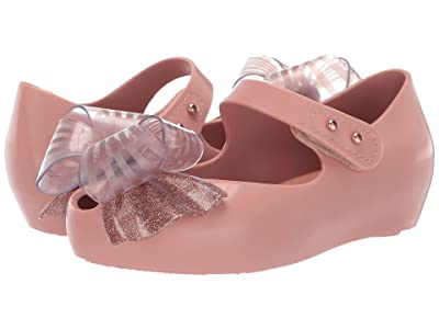 Mini Melissa Ultragirl Sweet VI BB (Toddler/Little Kid) (Pink Glitter) Girl