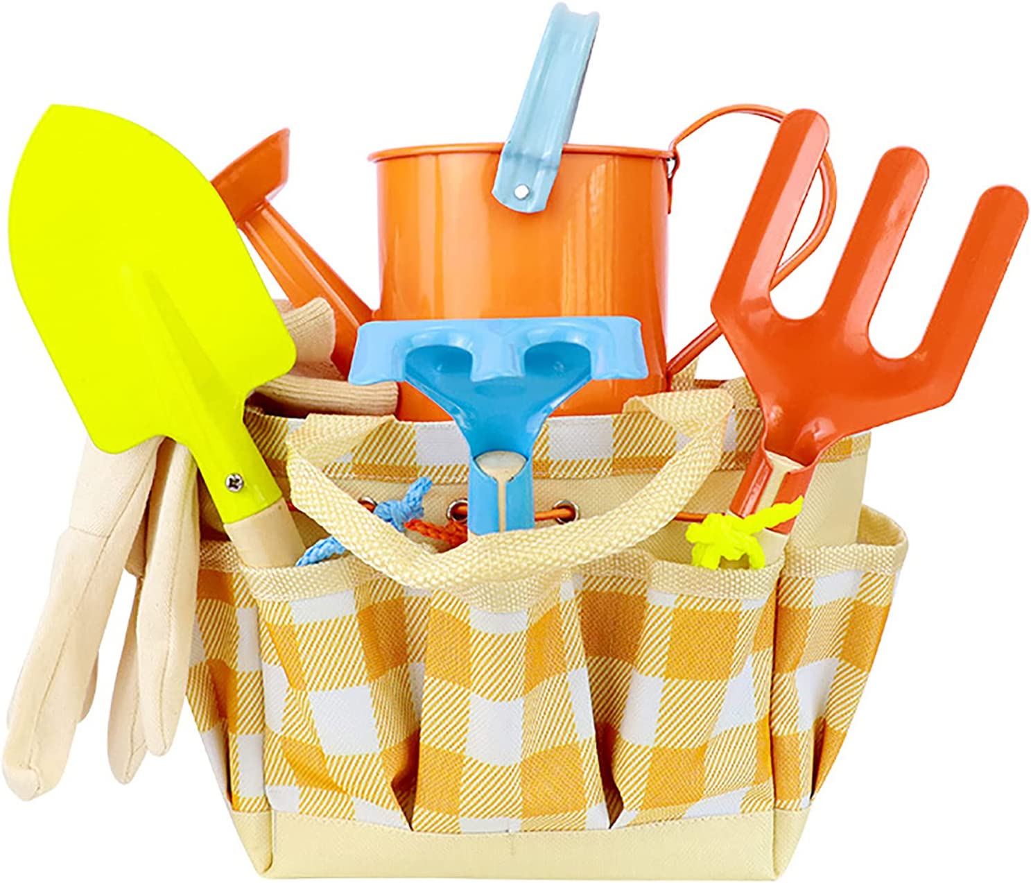 LHZMD Kids Gardening Tool Bags Interaction Tampa Mall Max 60% OFF Tools Ki Parent-Child