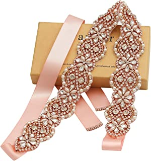 wedding sash bridal belts