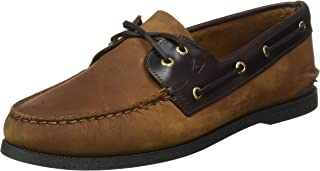 Sperry A/O 2-Eye Plushwave Washable, Chaussure Bateau Homme