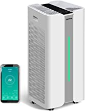 Gocheer Air Purifier for Large Room CADR 1,000 Covers 2,500 Sq ft Dual Drive 4-in-1 H13 True HEPA Filters Smart Air Cleane...