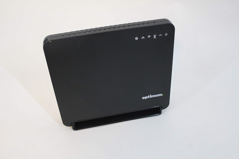 Sagemcom 802.11n Wireless Modem Router Modem F@st 3965cv for Optimum (Black)