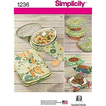 Burda Ladies /& Homeware Sewing Pattern 8125 Apron /& Kitchen Accessori...