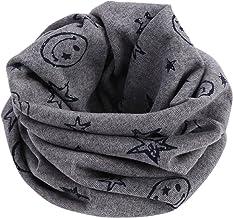 Kinder Loop Schlauchschal FORH Warm weich Baumwolle Schal Unisex Junge Mädchen Sterne muster mode Schal Winter Basic Halst...