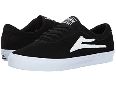 Lakai Sheffield (Black Suede) Men