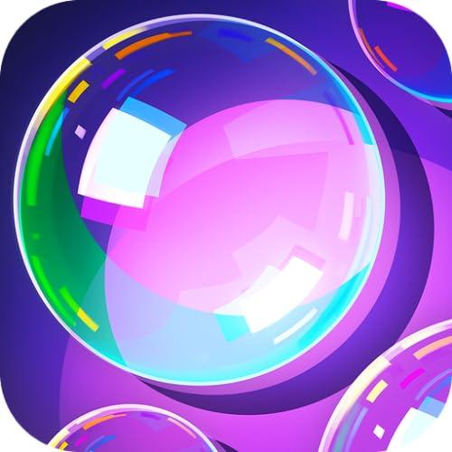 Bubble Tap - Color Tapping Racing: tippen, um Seifenblasen im Rennspiel und Flug Simulator springen, fliegen, Hindernis überwinden, laufen lassen, Reaktion, Geschicklichkeit, Aufmerksamkeit entwickeln