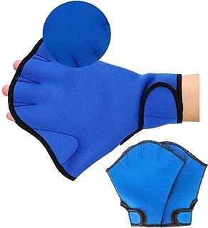 ZSZBACE Professionally Designed Swimming Equipment,Swimming Paddles,Swimming Gloves to Improve Swimming Skills,Freestyle Training Equipment.