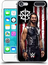 Official WWE Seth Rollins American Flag Superstars Hard Back Case Compatible for Touch 6th Gen/Touch 7th Gen