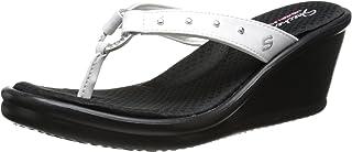 Skechers Women's Rumblers-Cat's Eye Flip Flop
