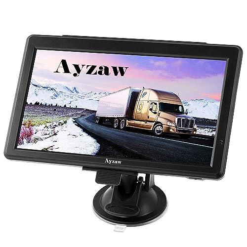 GPS per Auto Navigatore Satellitare Da 7 Pollici Bluetooth AV In SpeedCam Lane aggiornamenti gratuiti delle Mappe UE e UK