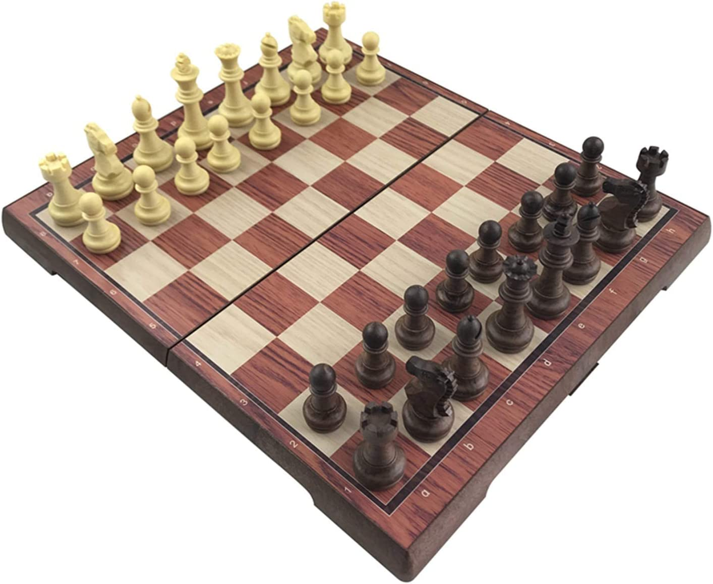 GIAOGIAO International Magnetic Chess New sales Board Ches New popularity Set Games