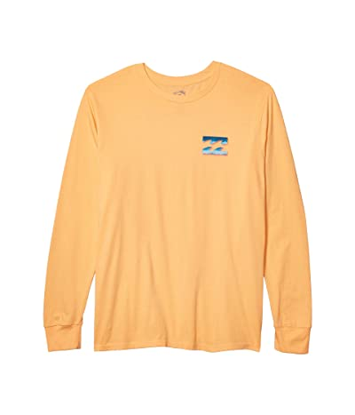 Billabong Warchild Long Sleeve T-Shirt (Cantaloupe) Men