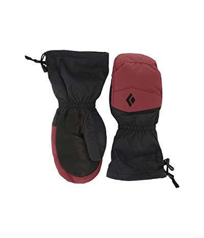 Black Diamond Recon Mitts (Red Oxide) Ski Gloves