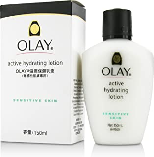 Olay Sensitive Moisturising Lotion, 150ml