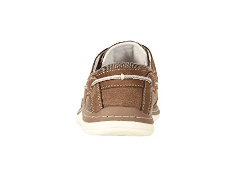 NubuckRed Dark Boat Taupe Dockers Shoe Lakeport Tan Brown Tumbled CrazyhorseDark SqtwF18wU