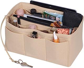 Felt Insert Bag Purse Organizer, Felt Bag Organizer,women purse handbag bag,Handbag Tote Bag in for Speedy Neverfull Longc...