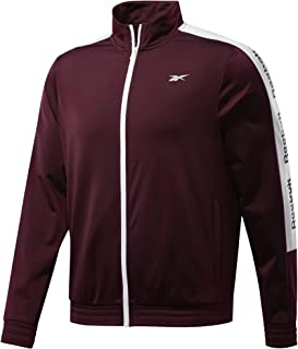 Reebok Men's Te Ll Track Jacket Sweatshirt