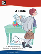 A Table (On Level, Grade 1)