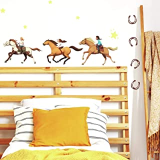 RoomMates Spirit Riding Free Peel and Stick Wall Decals