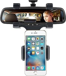 حامل هاتف السيارة INCART ، حامل الهاتف الخلوي للسيارة للسيارة للسيارة الخلفي لـ iPhone 8/8Plus/7/7Plus/6s/6Plus/5S, Galaxy...