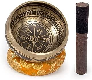 indian meditation bowl