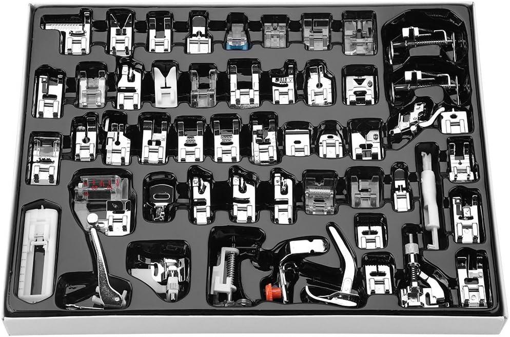 Presser Feet Max 67% OFF Kit Discount is also underway 52pcs Stitch Set Walking Foot