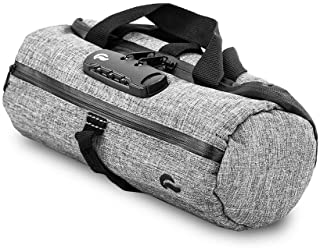 """Skunk Duffle Bag Small 10""""- Smell Proof - with Combo Lock"""