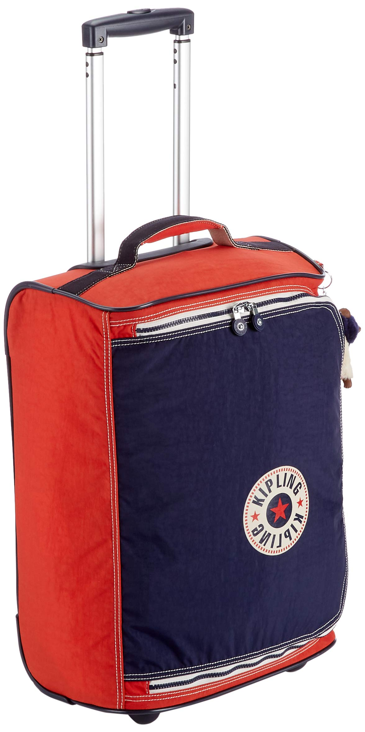 30 liters Kipling DARCEY Hand Luggage 55 cm Multicolour Soft Feather